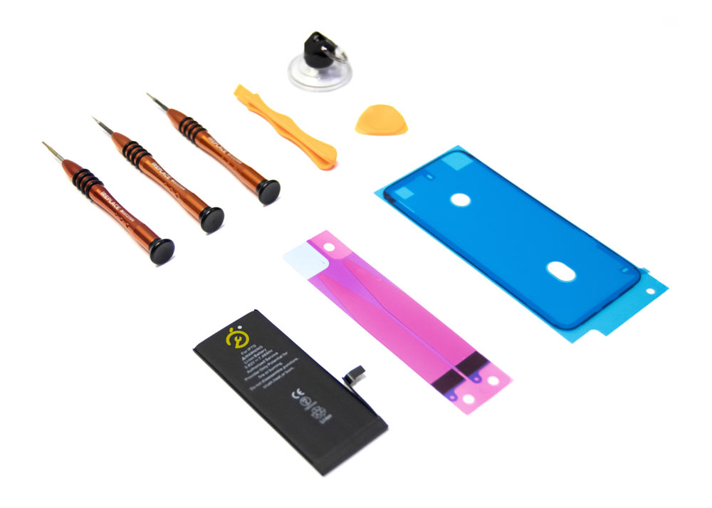 Набор DIY iReplace® для замены аккумулятора на Apple iPhone 7