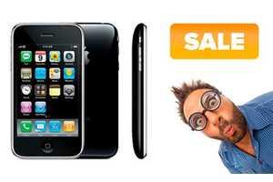 Ликвидация! Запчасти на iPhone 3G/3Gs с супер скидкой