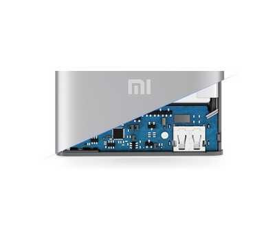 Xiaomi Mi Power Bank Slim 5000 mAh (Silver) фото 4