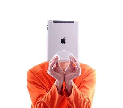 Тачскрин (стекло) для iPad mini/mini 2 Retina, цвет Белый фото 5