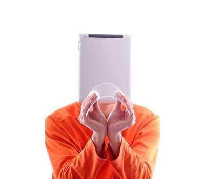 Тачскрин (стекло) в сборе для iPad mini/mini 2 Retina, цвет Белый фото 6