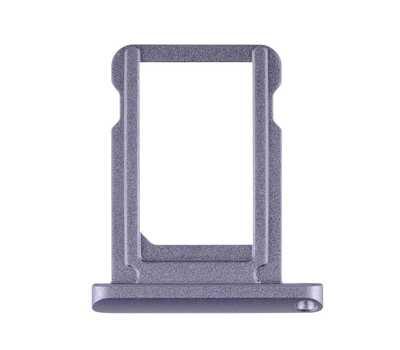 """Лоток SIM-карты для iPad Mini 4/Pro 9.7"""" 12.9"""", Space Gray фото 1"""