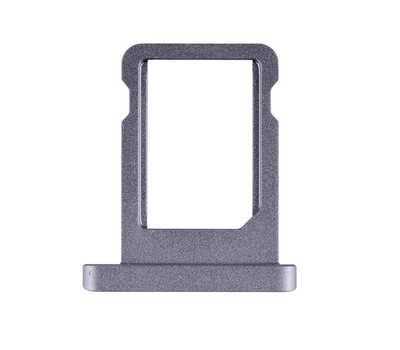 """Лоток SIM-карты для iPad Mini 4/Pro 9.7"""" 12.9"""", Space Gray фото 2"""
