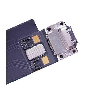 """Шлейф с Lightning-разъёмом для iPad Pro 12.9"""" Wi-Fi+4G, цвет Черный фото 3"""