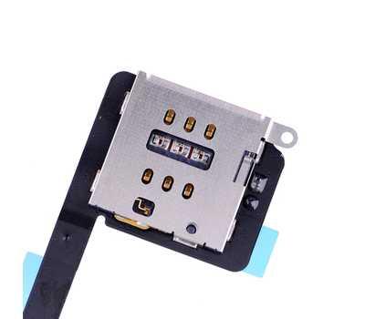 """Коннектор SIM-карты для iPad Pro 9.7""""/12.9"""" фото 2"""