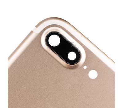 Алюминиевый корпус iPhone 7 Plus (Gold) фото 4