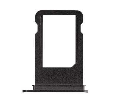 Лоток для SIM-карты iPhone 7 Plus, Jet Black фото 1