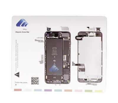 Магнитный коврик с картой винтов для iPhone 7 Plus фото 1
