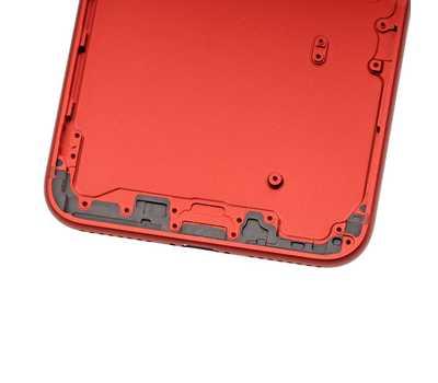 Алюминиевый корпус iPhone 7 Plus (Red) фото 5