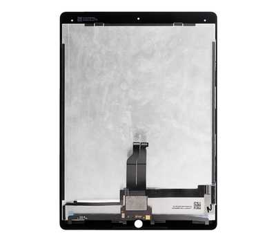 """Дисплей для iPad Pro 12.9"""" оригинал в сборе, Черный фото 2"""