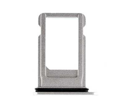 Лоток для SIM-карты iPhone 8, Silver фото 1