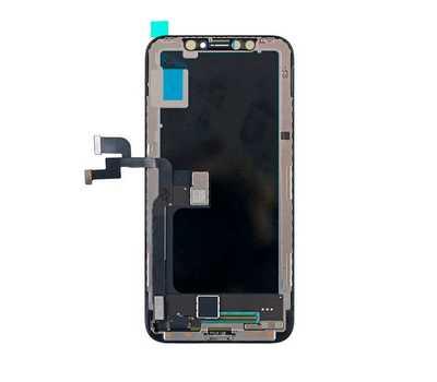 Дисплей LCD iPhone X в сборе (стекло, тачскрин, рамка) фото 2