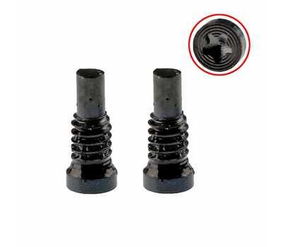Нижние винты Pentalobe для iPhone 8/8 Plus, Черные фото 1