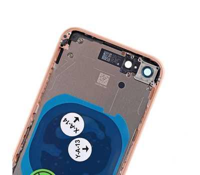 Корпус для iPhone 8, Gold фото 4
