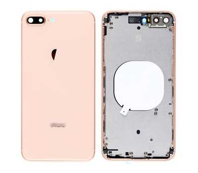 Корпус для iPhone 8 Plus, Gold фото 1