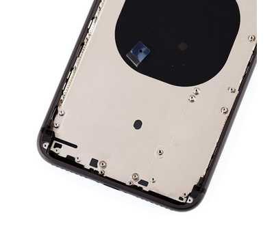 Корпус для iPhone 8 Plus, Black фото 5