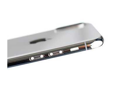Корпус для iPhone X, Silver фото 11