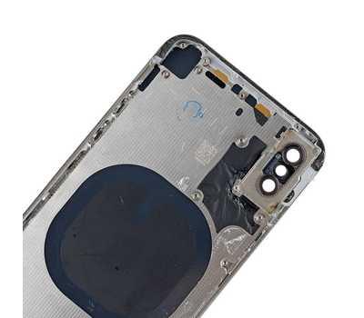 Корпус для iPhone X, Silver фото 12