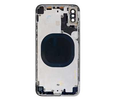Корпус для iPhone X, Silver фото 3