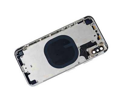 Корпус для iPhone X, Silver фото 4