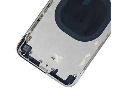 Корпус для iPhone X, Silver фото 8