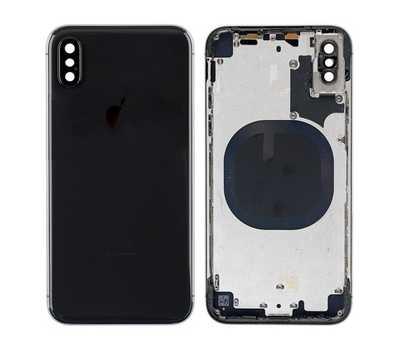 Корпус для iPhone X, Black фото 1