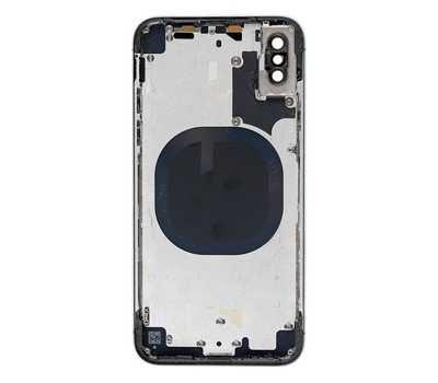 Корпус для iPhone X, Black фото 3