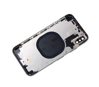 Корпус для iPhone X, Black фото 4