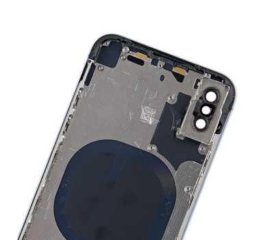 Корпус для iPhone X, Black фото 6