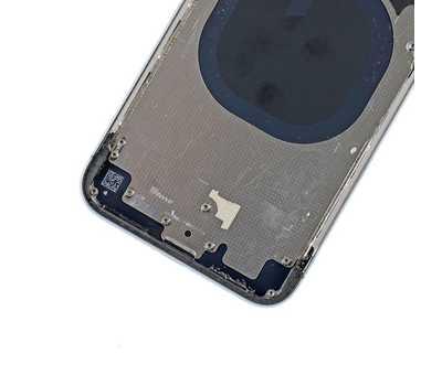 Корпус для iPhone X, Black фото 7