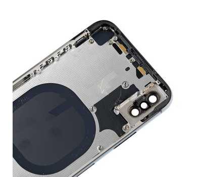 Корпус для iPhone X, Black фото 8