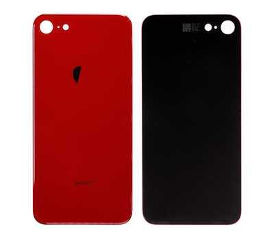 Заднее стекло для iPhone 8, Red фото 1