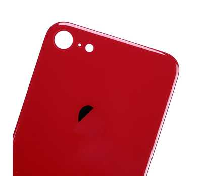 Заднее стекло для iPhone 8, Red фото 4
