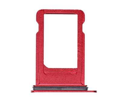 Лоток для SIM-карты iPhone 8, Red фото 1