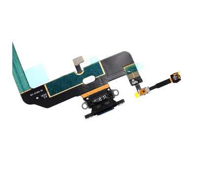 Шлейф с портом Lightning для iPhone Xs, Черный фото 4
