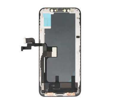 Дисплей LCD iPhone Xs в сборе (стекло, тачскрин, рамка) фото 3