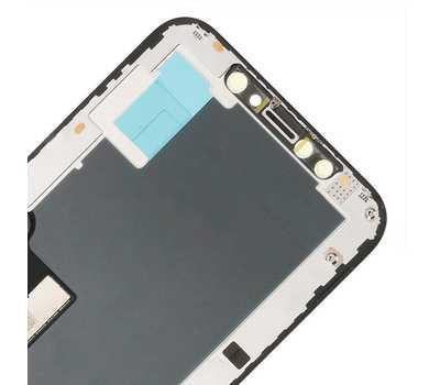 Дисплей LCD iPhone Xs в сборе (стекло, тачскрин, рамка) фото 6
