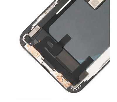 Дисплей LCD iPhone Xs в сборе (стекло, тачскрин, рамка) фото 7