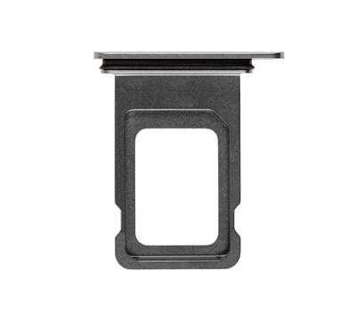 Лоток для SIM-карты iPhone Xs Max, Space Gray фото 1