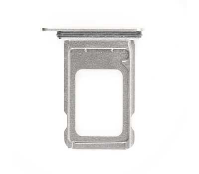 Лоток для SIM-карты iPhone Xs Max, Silver фото 2