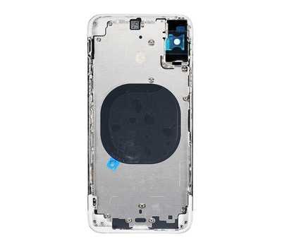 Корпус с рамкой для iPhone Xs, Silver фото 2