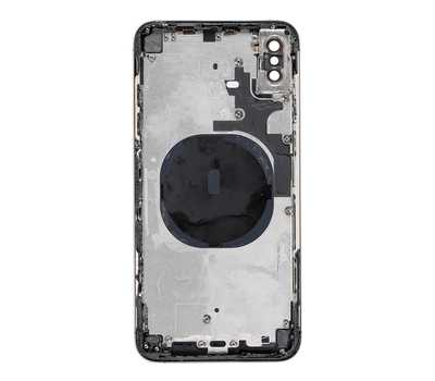 Корпус с рамкой для iPhone Xs Max, Space Gray фото 3