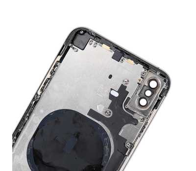 Корпус с рамкой для iPhone Xs Max, Space Gray фото 6