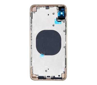 Корпус с рамкой для iPhone Xs Max, Gold фото 3