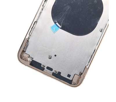 Корпус с рамкой для iPhone Xs Max, Gold фото 6