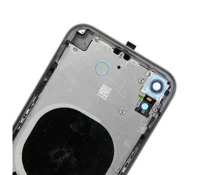 Корпус для iPhone XR, Black фото 8