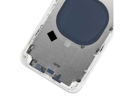 Корпус для iPhone XR, White фото 4