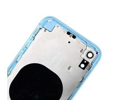 Корпус для iPhone XR, Blue фото 7