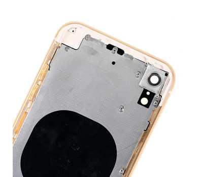 Корпус для iPhone XR, Yellow фото 7