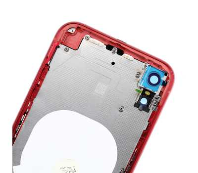 Корпус для iPhone XR, Red фото 4